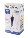 Val-u-Band 10-6274 Val-U-Band Resistance Bands, Pre-Cut Strip, 5', Blueberry-Level 4/7, Case Of 30, Contains Latex