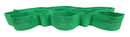 CanDo® Multi-Grip™ Exerciser, 6 Foot Exerciser, Medium, Green, Case of 24