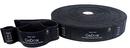 CanDo 10-6615 Cando Multi-Grip Exerciser 30 Yard Roll, X-Heavy, Black