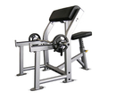 10-7132 Inflight Fitness, Preacher Curl Bench