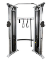 2-Stack Functional Trainer With 4:1 Weight Ratio Kit