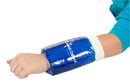Relief Pak 11-1531 Relief Pak Cold And Hot Donut Compression Sleeve - Small (For 4-10