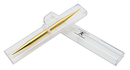 AFH massage stick, gold plated, w/box, medium