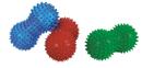 CanDo 14-1760 Massage ball, peanut-shape