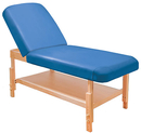 Deluxe Table with Lift-Back Blue
