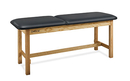 CanDo® Treatment Table w/ Adjustable Back, 400 LB Capacity, 72