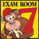 Clinton 15-4636 Clinton, Exam Room 7 Sign
