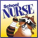 Clinton 15-4675 Clinton, School Nurse Exam Room Sign