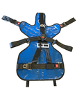 Deluxe Pedi-Save Child Restraint Seat/System-Royal Blue