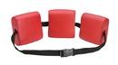 CanDo 20-4002R Cando Swim Belt With Three Oval Floats, Red