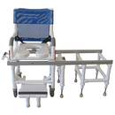 20-4249 Mjm International, Deluxe All Purpose Dual Shower Chair, Transfer Bench