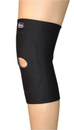 Basic Knee Support With Open Patella, Large, 15-16