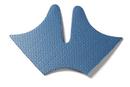 Orfit® Colors NS Precuts, gauntlet thumb post splint, 1/12
