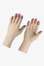 Hatch Edema Glove - 3/4 Finger over the wrist, Left, X-Small