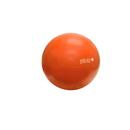 PhysioGymnic 30-1701 Physiogymnic Inflatable Exercise Ball - Orange - 22
