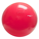 PhysioGymnic 30-1704 Physiogymnic Inflatable Exercise Ball - Red - 38