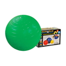 CanDo 30-1803B Cando Inflatable Exercise Ball - Green - 26 Inch (65 Cm), Retail Box