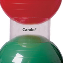 CanDo 30-1830 Inflatable Exercise Ball - Accessory - 3 Ball Stacker Rings