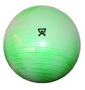 CanDo 30-1853 Cando Inflatable Exercise Ball - Abs Extra Thick - Green - 26