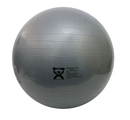 CanDo® Inflatable Ball, Silver, 85cm (33.5in)