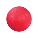 CanDo 30-1964 Cando Inflatable Exercise Ball - Super Thick - Red - 30