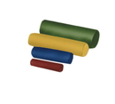 CanDo 31-2013M Cando Positioning Roll - Foam With Vinyl Cover - Medium Firm - 36 X 6 Inch Diameter - Royal Blue
