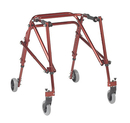 Nimbo Posterior Walker, Young Adult, Castle Red