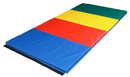 CanDo 38-2071 Cando Accordion Mat - 1-3/8 Inch Envirosafe Foam With Cover - 4 X 6 Foot - Specify Alternating Colors