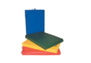 CanDo 38-2214 Cando Mat With Handle - Center Fold - 1-3/8 Inch Envirosafe Foam With Cover - 6 X 12 Foot