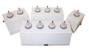 Ideal 50-6067 8 Ounce Gel Warmer, 3 Bottle Capacity