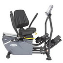 Physiostep Mdx Recumbent Elliptical Cross Trainer With Swivel Seat