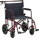69-0385 Bariatric Aluminum Transport Chair, 22