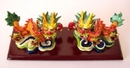 Feng Shui Import Double Dragons - 1179