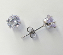 Feng Shui Import Crystal Earrings - 132