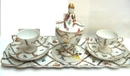 Feng Shui Import Set of Jar And Cups - 140