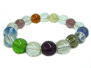 Feng Shui Import Color Crystal Bracelets - 1482