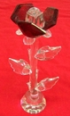 Feng Shui Import Crystal Flowers - 164
