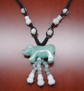Feng Shui Import Ox Necklace - 2065