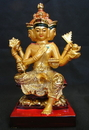 Feng Shui Import 4 Face Buddha Statue - 2530