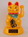 Feng Shui Import Lucky Cat Statues - 2585