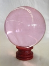 Feng Shui Import - Pink Crystal Ball (2621)