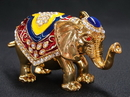 Feng Shui Import Bejeweled Victory Elephant - 2646