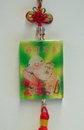 Feng Shui Import Crystal Buddha Children Charms - 271