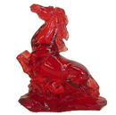 Feng Shui Import Red Horse - 2809