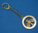 Feng Shui Import Victory Banner Key Chain - 2913