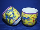 Feng Shui Import Tea Cup w/ Dragon Picture - 2967