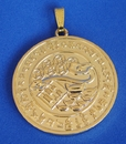 Feng Shui Import Wealth and Power Talisman - 3101