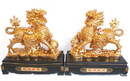 Feng Shui Import Big Golden Kei Loons - 3147