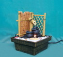 Feng Shui Import Zen Garden Water Fountain - 3249