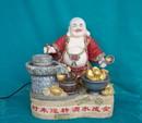 Feng Shui Import Buddha Water Fountain - 3252